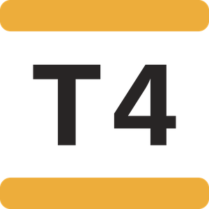 Logo T4