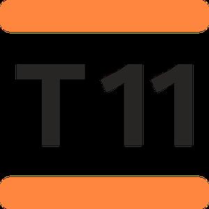 Logo T11E
